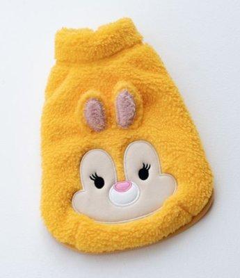 貝果貝果 韓國 DENTISTS APPOINTMENT  玩具總動員 Fleece 背心夾克  班尼兔[K2039]