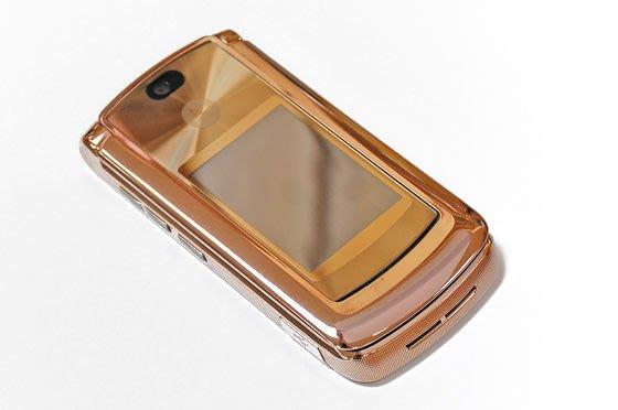 『皇家昌庫』Motorola V9 黑 金 酒紅三色 3G經典手機 超高CPU速度 支援 HSDPA 3.6Mbps 保固一年