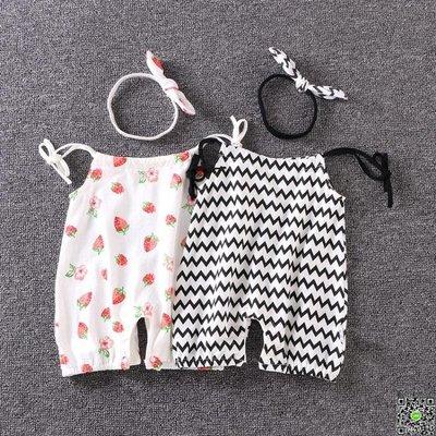 吊帶褲 夏季女寶寶吊帶褲 褲子純嬰兒吊帶褲子夏裝短褲女嬰幼兒衣服棉0-1 7款