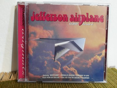 jefferson airplane傑佛森飛船合唱團專輯:Journey: The Best Of