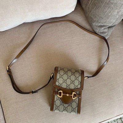 Gucci 手機包 側背小包