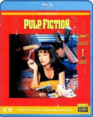 【藍光電影】低俗小說 黑色追緝令/危險人物 Pulp Fiction 1994 13-080