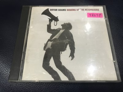 *還有唱片行*BRYAN ADAMS / WAKING UP THE NEIGHBOURS 二手 Y8679