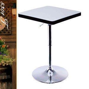 【推薦+】簡約大方氣壓棒伸縮吧台桌P020-8301T方型茶几.置物桌.洽談桌.餐桌子.休閒桌傢俱