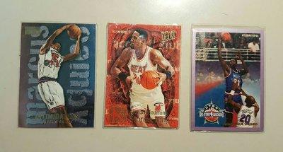 【郵幣新天地】早期 NBA籃球卡《110》三張一拍◎ 拍多少是多少,不提前結拍...《絕版籃球卡》