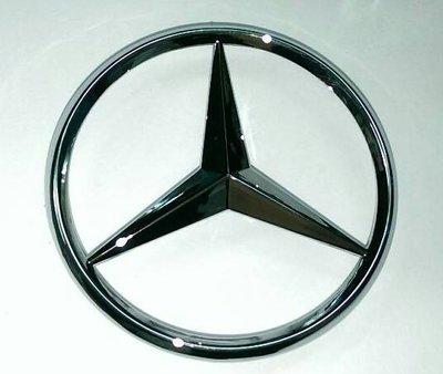 ~圓夢工廠~ 賓士 Benz 鍍鉻星標 logo mark 同原廠款式 直徑7cm A2037580058