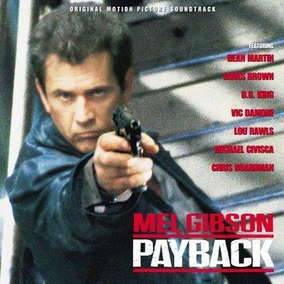 《絕版專賣》危險人物 / Payback 電影原聲帶 Chris Boardman (美版)