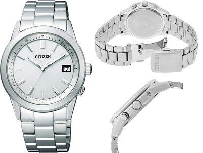 日本正版 CITIZEN 星辰 AS1050-58A 光動能 手錶 男錶 電波錶 日本代購