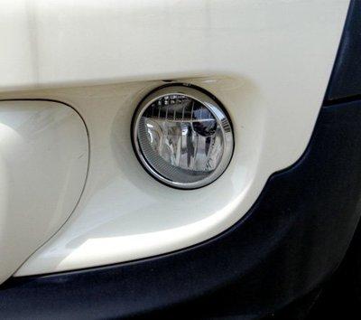 金螃蟹 MINI COOPER R58 2012年~UP 系列 鍍鉻 霧燈框