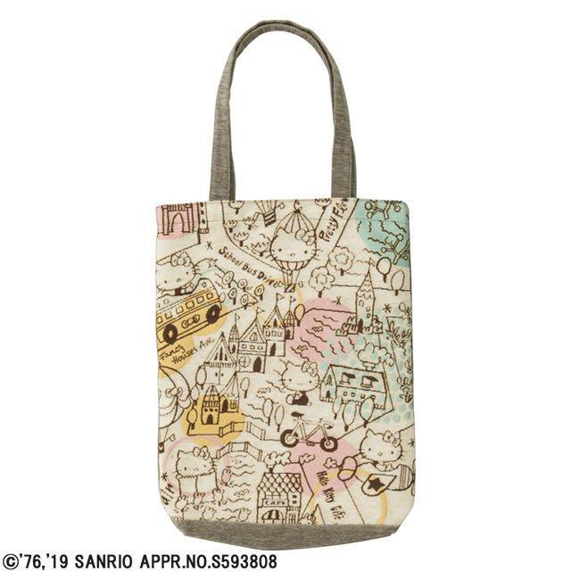 Kitty短絨手提包