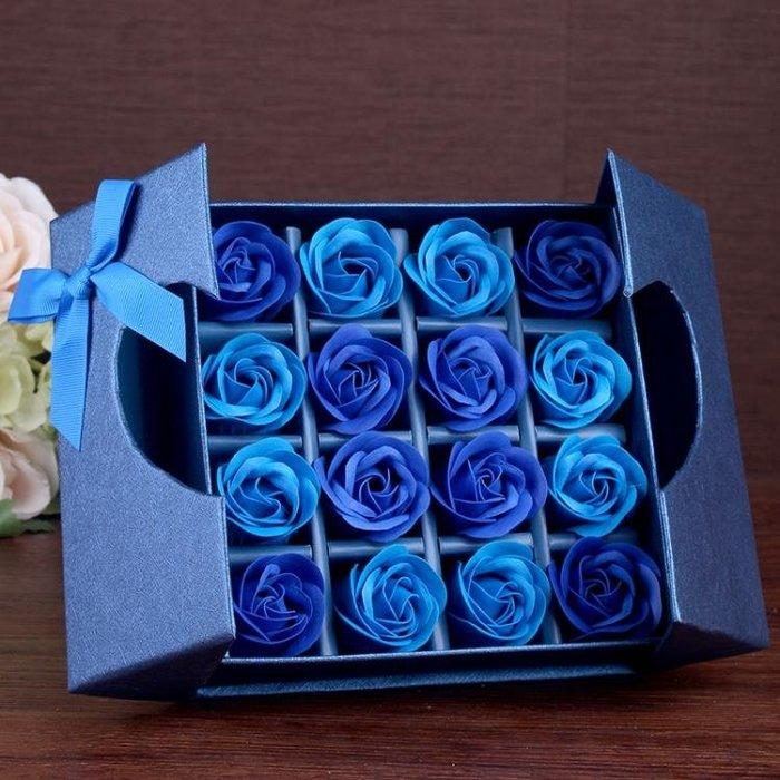 玫瑰花禮盒創意禮品七夕情人節送閨蜜男女朋友生日禮物 HH1966