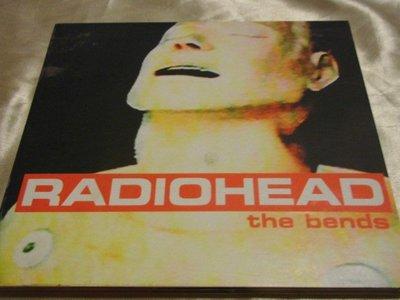 Radiohead 電台司令 -- Bends 紙殼精裝版