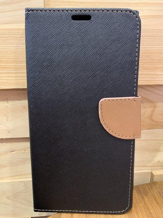 HTC U12+ 側掀式皮套(黑)