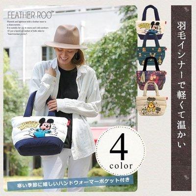 日本進口~ROOTOTE X Disney 手提/肩揹空氣包(現貨-米奇款)