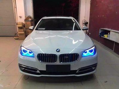 ◇光速LED精品◇BMW  E90 E91 E92 E60 E61 E63 E64 H8 光圈燈 APP七彩  WIFE