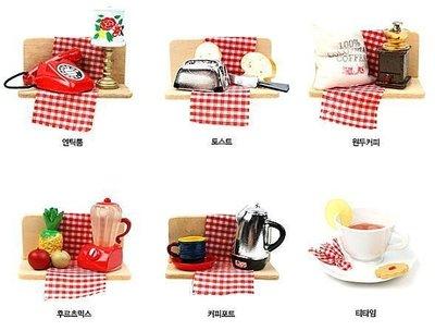 *YOOWOO*【韓國 Target Magnet 仿真食烤 麵包 乳酪 青椒 蕃茄醬 香檳 果汁機 鄉村野餐造型磁鐵】