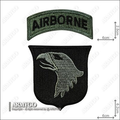 【ARMYGO】美軍101空降師(ACU低視度版)