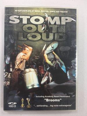 STOMP OUT LOUD 破銅爛鐵 VCD 極新二手收藏