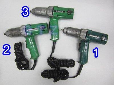 中古/二手 4分角 電動板手/電動套筒板手-日立- WH14 -日本外匯機(N311)(N312)(N313)