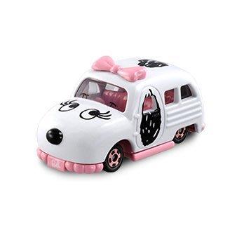 【小糖雜貨舖】日本 TOMICA TOMY 多美 小汽車 TSUM TSUM 夢幻版 史努比的妹妹 貝兒