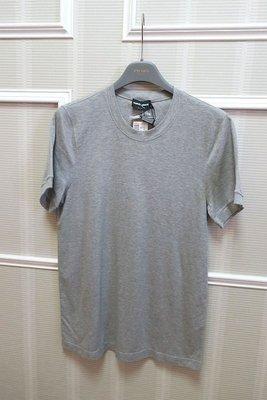 *Beauty*GIORGIO ARMANI灰色短袖棉T恤 50 號 原價4500元   售2800  元SUSAN
