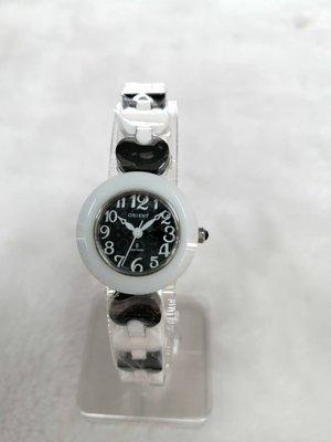 【精華鐘錶】網路購物、門市服務 BIBA 碧寶錶 公司貨 藍寶石 陶瓷石英女錶 HM5SC29S 新北市