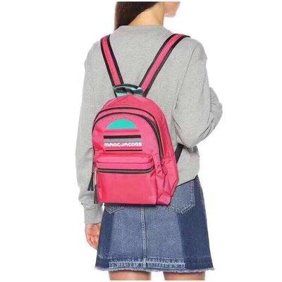 ╭☆包媽子店☆ Marc Jacobs Nylon  Backpack 防水尼龍雙肩包~3色~