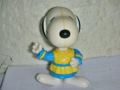 aaL集.(企業寶寶玩偶娃娃)少見1999年麥當勞發行史努比環遊世界2--拉丁美洲造型公仔距今已有18年歷史!