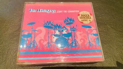CD﹣﹣THE WISEGUYS START THE COMMOTION / 單曲