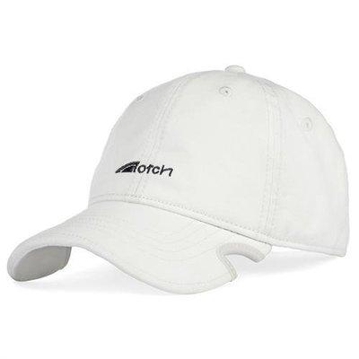 《中華玩家》Notch Gear-納曲棒球帽/小帽/鴨舌帽(標準版/全頂棉布型)-【KINDA WHITE~乳白色】