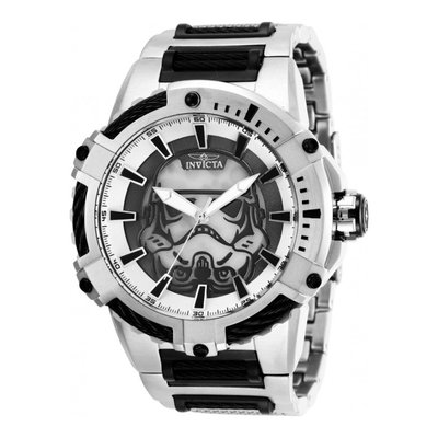 Invicta 大錶徑 星戰白兵 帝國風暴兵 限量機械錶 (SEIKO機芯)