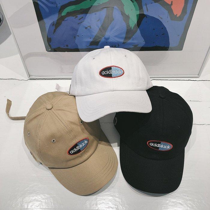 FINDSENSE 2019 韓國 棒球帽 男女情侶 時尚 街頭 潮流 字母 刺繡  個性 帽子 太陽帽 鴨舌帽 棒球帽