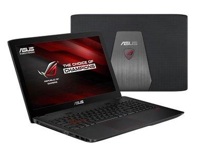 「高雄實體店面」華碩Asus GL552VW i7-6700HQ/ 8G/ 雙碟/ GTX960/ Win10 FHD電競機 高雄市