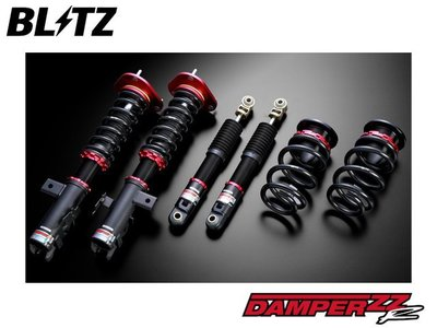 【Power Parts】BLITZ ZZ-R 避震器組 SUBARU IMPREZA SPORT 1.6 2013-