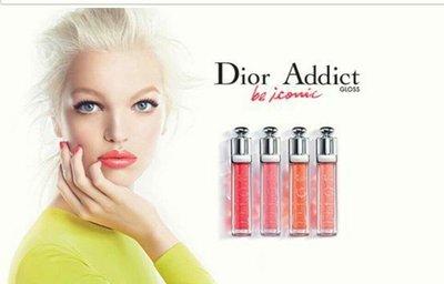 Dior 迪奧 癮誘魔力鏡光唇彩 6ml 色號 任選 可以參考編輯部分