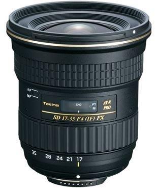 晶豪野 Tokina AT-X 17-35mm F4 PRO FX ( 公司貨 )