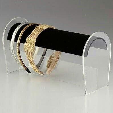 壓克力髮圈架長度35公分