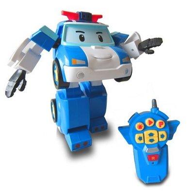【小糖雜貨舖】韓國 Robocar POLI 波力 救援小英雄 波力遙控機器人 遙控車/機器人/錄音玩具