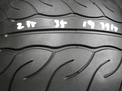 【宏勝輪胎】中古胎 落地胎 維修 保養 底盤 型號:235 35 19 TOYO  AD08 2條