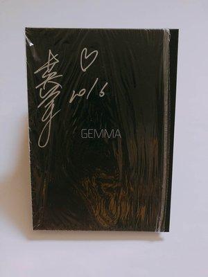 【親筆簽名】 鬼鬼 吳映潔 GEMMA - 首張個人迷你專輯《GEMMA》華語 韓語歌曲
