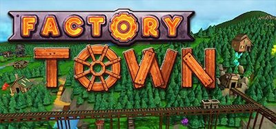 【WC電玩】PC 工業小鎮 Factory Town STEAM (數位版)