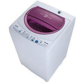 優購網~東芝TOSHIBA單槽7.5公斤洗衣機《AW-B8091M》全新品