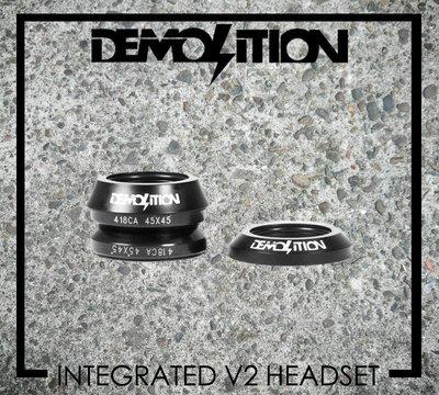 [Spun Shop] Demolition Parts Integrated V2 Headset 隱藏式頭碗組