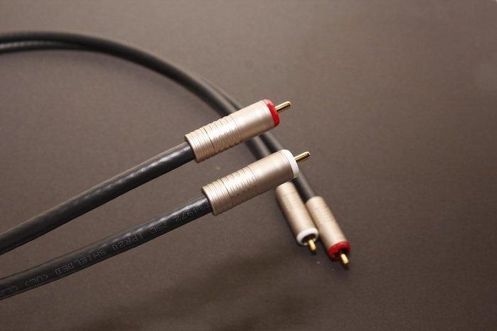 [山姆音響] 超級好聲限量品-- Belden 9207線性聲頻類比RCA訊號線/特殊規90cm