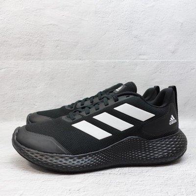 [麥修斯] ADIDAS edge gameday 跑鞋 彈性 舒適 機能 黑白 男款 愛迪達 EE4169
