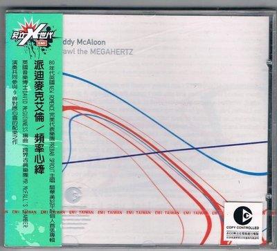 [鑫隆音樂]西洋CD-派迪麥克艾倫Paddy McAloon:頻率心縴I Trawl the Megahert (全新)