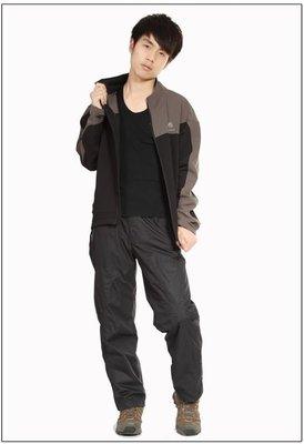 【露西小舖】Botack男式橡果排汗夾克導汗夾克透氣夾克登山夾克略抗寒抗風防風防寒保暖萊卡材質(束口袖),非刷毛夾克絨毛