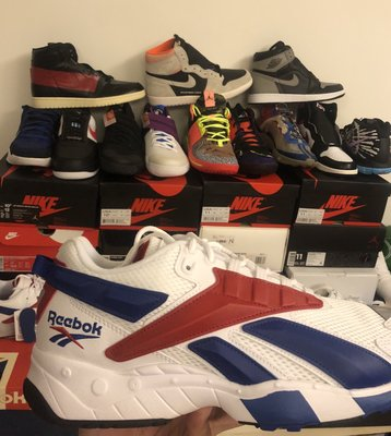 9全新 Reebok Interval OG EH3102 EH3103 EH3104