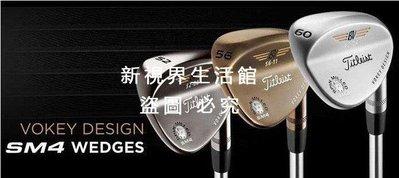 【新視界生活館】新款 泰特利斯 SM4 挖起桿 沙坑桿 整支 高爾夫球桿