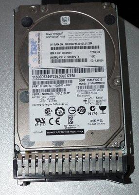 sas硬碟1.2tb 2.5吋seagate 1.2t st1200mm0007 10k ibm 00e9924 6gb 台北市